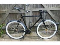Single speed flipflop bike