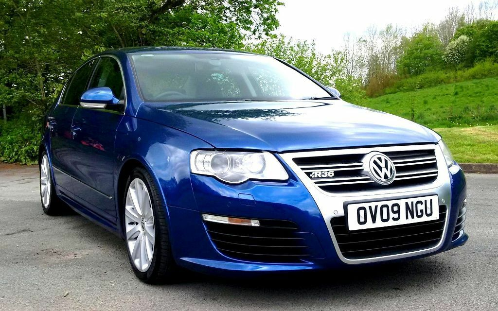 volkswagen passat saloon 2009 3 6 v6 r36 dsg 4motion 4dr in newtown powys gumtree. Black Bedroom Furniture Sets. Home Design Ideas