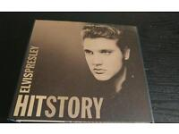 ELVIS PRESLEY.HISTORY.THE GREATEST HITS.3 CDS BOX SET.96 TRACKS.BRAND NEW.
