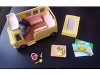 Sylvanian Families - Nursey School Bus with original box
