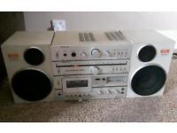 Nec Vintage Mini Hi-Fi System For Sale in Good Working Order