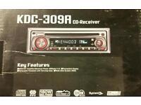KENWOOD CD in-car Player
