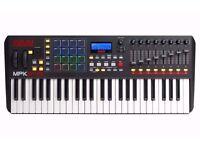 Akai MPK 249 midi keyboard / controller