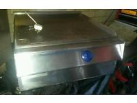 Electric hot plate / griddle