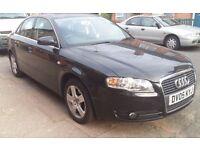 Audi A4 2005 Black - Quick Sale
