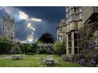 Hotel Receptionist - Thornbury Castle (full-time)