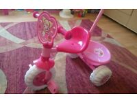 Halfords Girls Tricycle