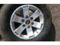 Ford ranger alloy