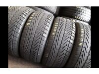 225x45x17 - 22tx40x18 - part worn tyres/ winter tyres- 41 new road rm138dr
