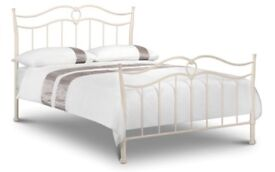 Brand New Julian Bowen KATRINA King Size Bed Frame - RRP £159.99 - 2 Available
