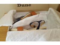 Dune Wedge sandals UK size 4