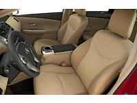 CAR LEATHER SEATCOVERS FOR TOYOTA PRIUS FORD GALAXY VOLKSWAGEN SHARAN