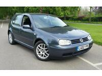 VW GOLF 1.9 150 BHP - Immaculate - Full Service - low mileage!!