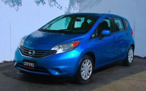 2014 Nissan Versa Note SV, 1,6 L, back up camera