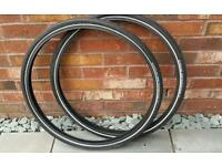 Hybrid bike tires. Rare size 26x1.5. New