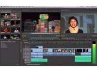 £29.90 Video Editing Lessons: Adobe Premiere