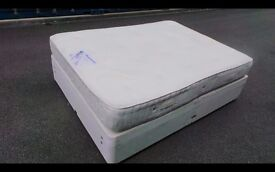 King Size Divan bed,good quality 07448733546