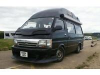 Toyota Hiace Campervan, Reimo convertion, great runner