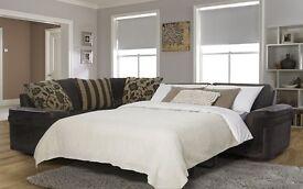Minnesota corner sofa bed