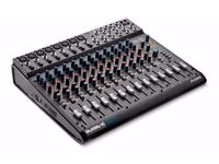 Alesis MultiMix 16 USB2.0 Multi-track Mixing Desk / Audio Interface
