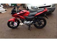 Honda cbf125 2011 £1000