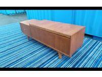 Retro Vintage Sideboard/record cabinet,