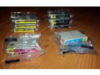 Printer ink , T0711, T0712, T0713, T0714