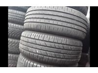 Part worn branded tyres / 41 new road rm138dr open Sunday's