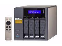 QNAP TS-453A-4G 4 Bay NAS Enclosure, new, boxed, with warranty