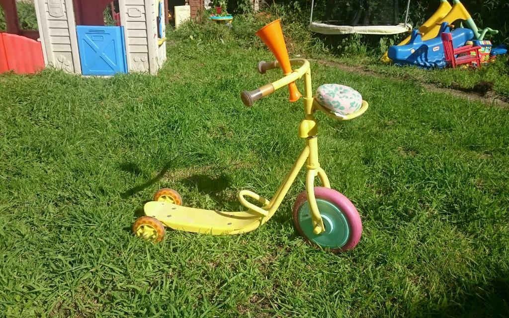 Makka Pakkas In the Night Garden scooter in Eastville Bristol