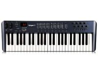 M-Audio Oxygen 49 MIDI Keyboard Controller, As New w/ Box & Software