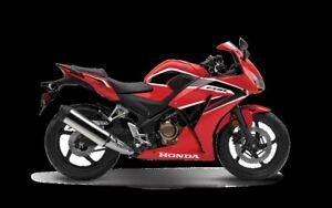 2017 Honda CBR300R ABS ABS