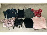 Women's bundle size 8 and 10