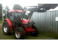 Man with a Tractor - Hedge Cutting, Grass Topping, Road Sweeping, Hauling and Harrowing