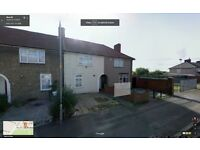 BEAUTIFUL 2 BEDROOM HOUSE READY TO MOVE IN DAGENHAM (RM9)