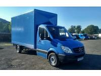 MERCEDES SPRINTER 311 CDI LUTON VAN LWB 2007/07 MOT JANUARY 2018 IDEAL RECOVERY CONVERSION