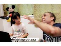 Indian singing teacher