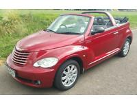 2006 CHRYSLER PT CRUISER Convertible 2.4L Touring. Bi-fuel petrol/LPG. Full Mot.