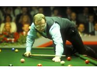 World Snooker Championship Tickets x 2 Saturday 7:00pm - £70 for the pair - Bargain