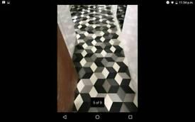 Floor vinyl