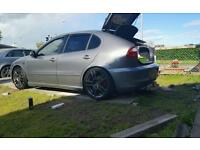 Seat leon cupra r bam engine with 280bhp