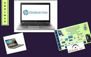 "*Hp Folio 9470 Ultrabook 14""  ULTRABOOK  Fast  Intel i5 /180 GB SSD /8 GB Memoire /USB 3.0/ Tx inc 514-522-8886"