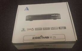 Zgemma H.2S Dual Core Satellite Receiver DVB-S2 Twin Tuner HD