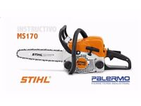 Stihl chainsaw NEW