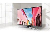 SAMSUNG EU55MU6400,55inch 4K ULTRA HD SMART TV.Sensational Nano Crystal Colour 2017 MODEL. RRP £899.