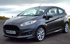 """Magnificent 2016 Ford Fiesta ZS 1.5 TDCi Satellite Navigation, 1 Owner, 17"""" Alloys, Warranty to 2019"""