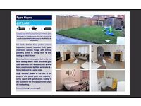 3 bed semi-detached modern house for sale in Pype Hayes