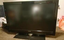 "Phillips 47"" flats screen tv"
