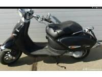 Aprilia 125mojito custom scooter