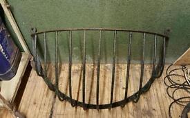 Victorian hay rack